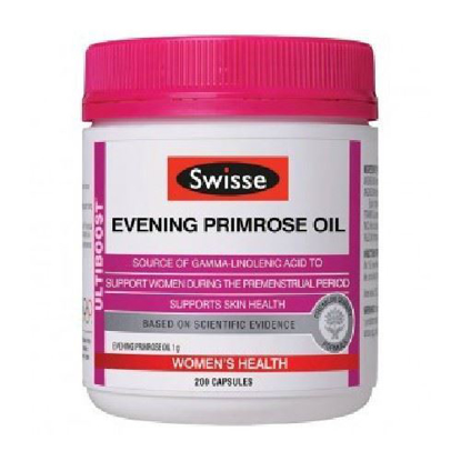 Swisse Evening Primose Oil 200 caps