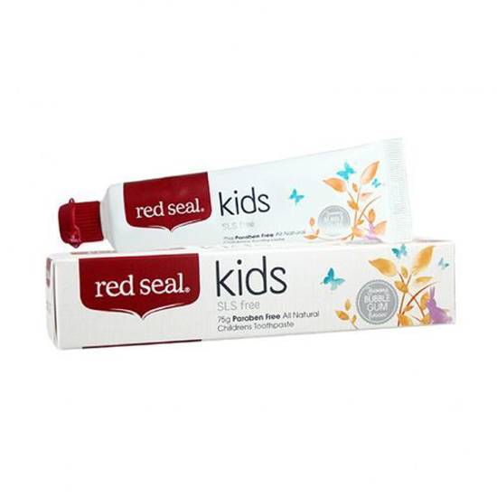 Red Seal Kids - All Natural Childrens Toothpaste 75g
