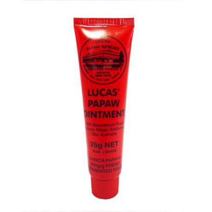 Red Seal Lucas Papaw Ointment 25g