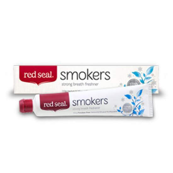 Red Seal Smokers - Herbal & Mineral Toothpaste 100g
