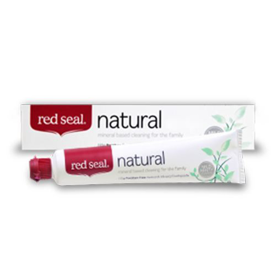 Red Seal Natural - Herbal & Mineral Toothpaste 110g