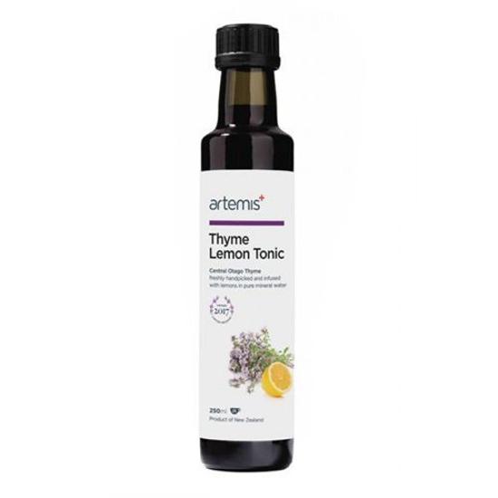 Artemis Thyme Lemon Tonic 250ml