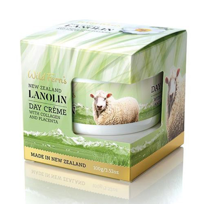 Parrs  Lanolin Day Creme 100g