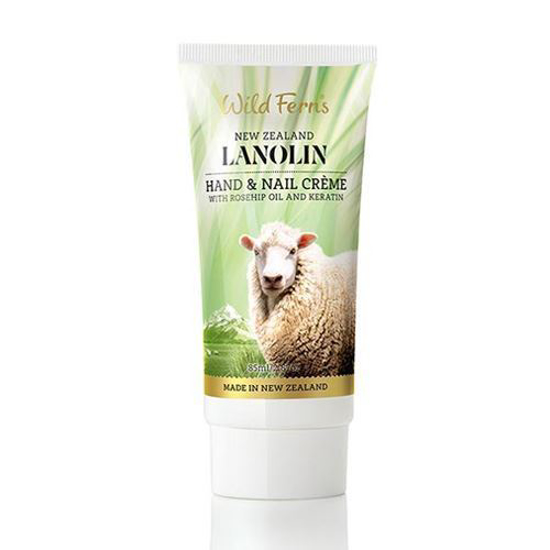Parrs  Lanolin Hand and Nail Creme 85ml