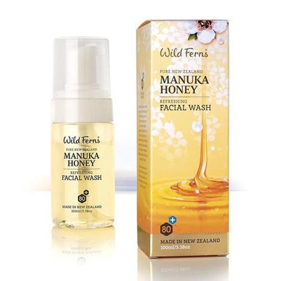 Parrs  Manuka Honey Foaming Facial Wash 100ml