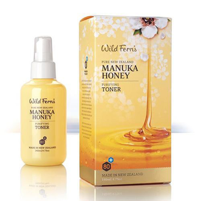 Parrs  Manuka Honey Purifying Toner 140ml