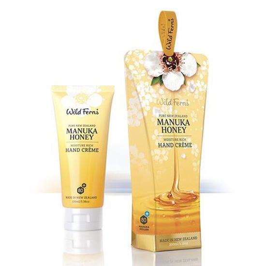 Parrs  Manuka Honey Hand Creme 100ml