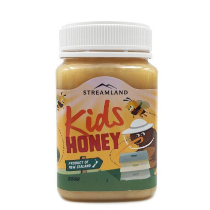 Streamland Kids honey 500g