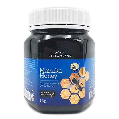Streamland Manuka honey UMF 5+ 1000g