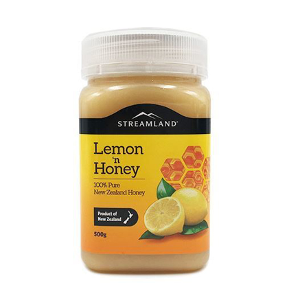 Streamland Lemon honey 500g