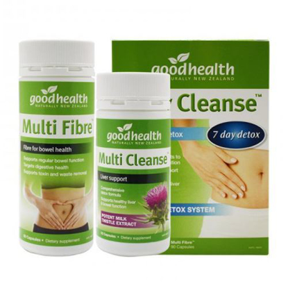 Goodhealth Body cleanse  Kit