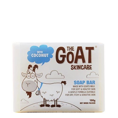 The Goat Skincare Soap Bar with Coconut 100g
