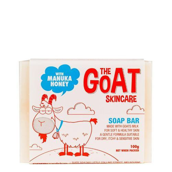 The Goat Skincare Soap Bar with Manuka Honey 100g