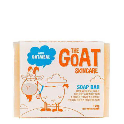 The Goat Skincare Soap Bar with Oatmeal 100g