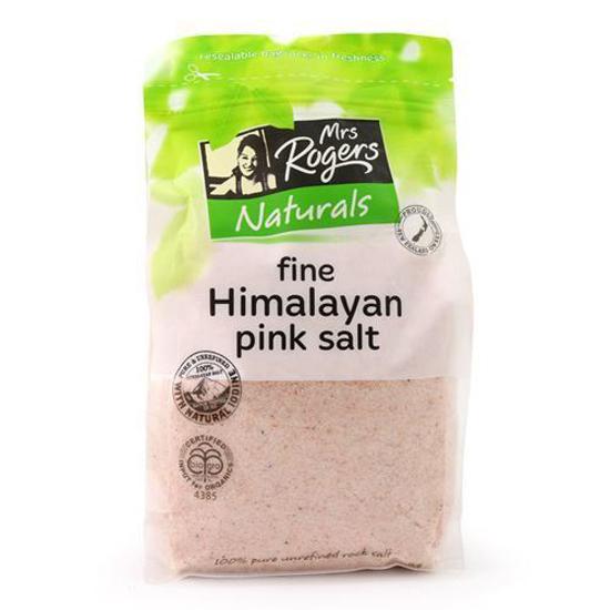 Mrs Rogers Fine Himalayan Pink Salt 1kg