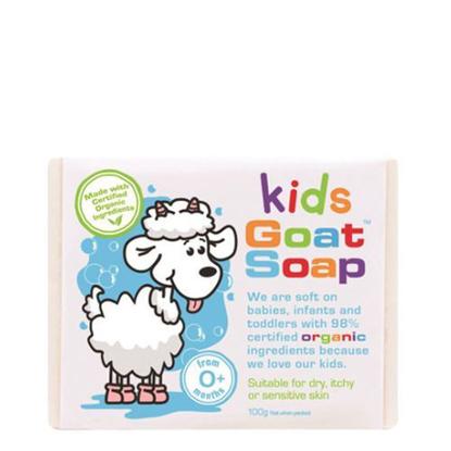 Goat Goat Soap for Kids 100g
