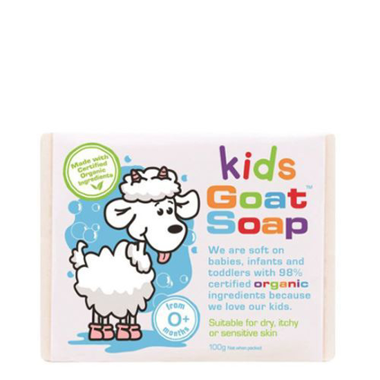 Goat Goat Soap for Kids 100g