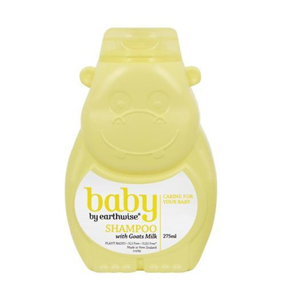 Earthwise Baby Shampoo with goats milk 275ml