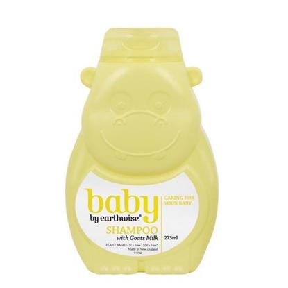 Earthwise Baby Shampoo with goats milk 275ml