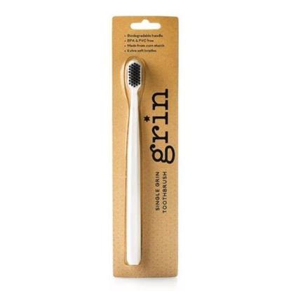 Grin Bio Toothbrush White