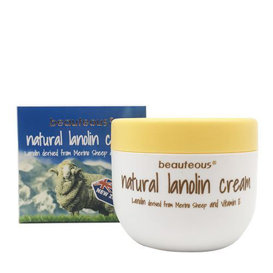 Beauteous Natural Lanolin Cream 100g
