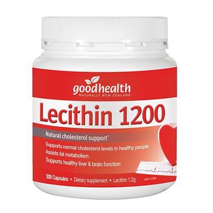 Goodhealth Lecithin 1200mg 200 caps