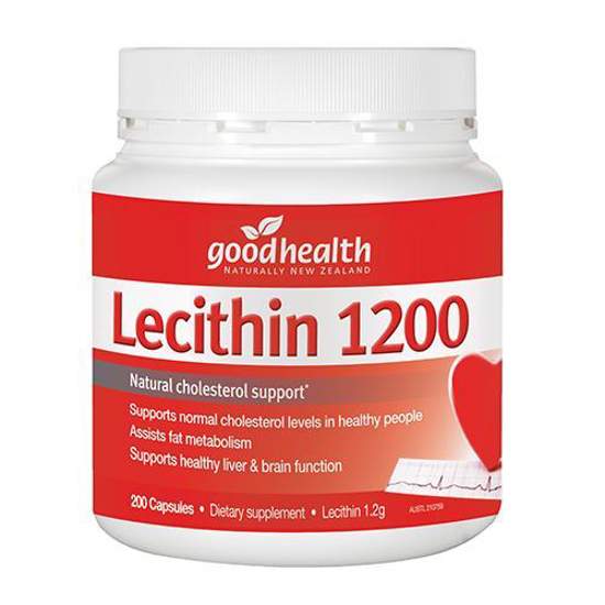 Goodhealth Lecithin 1200mg 200 caps