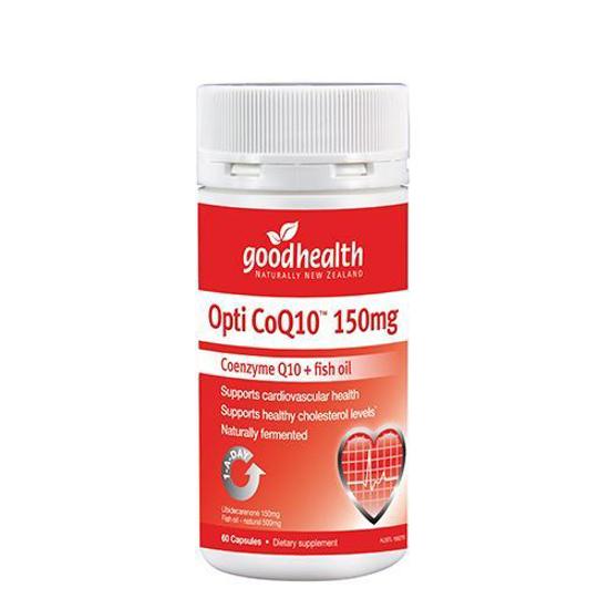 Goodhealth Opti CoQ10 150mg 60 caps
