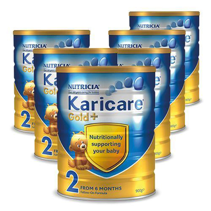 Karicare Gold Stage 2 (6-12 months) 900g x 6
