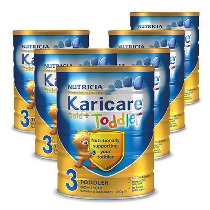 Karicare Gold Stage 3  (12-24 months) 900g x 6