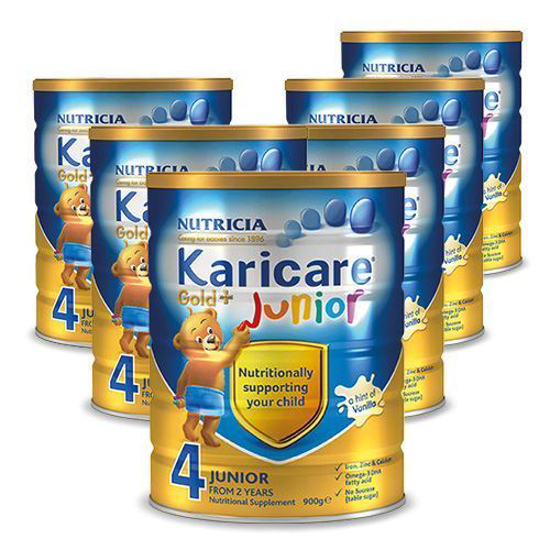 Karicare Gold Stage 4 (24 month+) 900g x 6