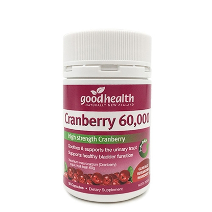 Goodhealth Cranberry 60,000 50 caps