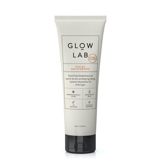 Glow Lab Facial Moisturiser 100ml