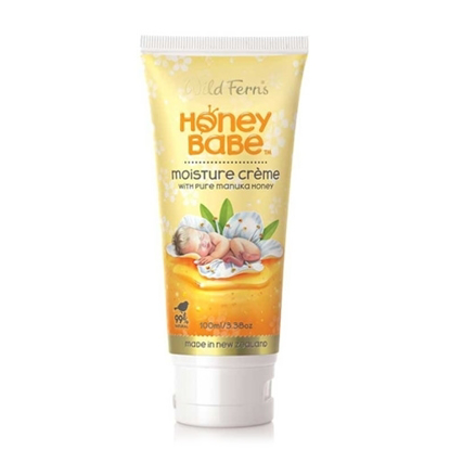 Wild Ferns Honey Babe Moisture Creme 100ml