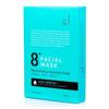 Jema Rose 8+ Minute Replenishing Hydration Mask 7 picecs