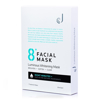 Jema Rose 8+ Minute Luminous Whitening Mask 7 picecs