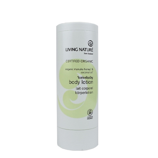 Living Nature Kekebaby Organic Body Lotion 100ml