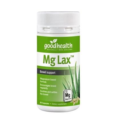Goodhealth Mg Lax 60 caps