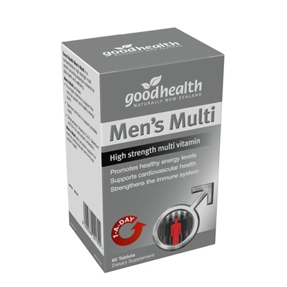 Goodhealth Men's Multi 60 tabs