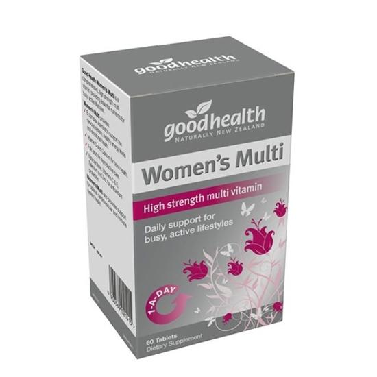 Goodhealth Women's Multi 60 tabs