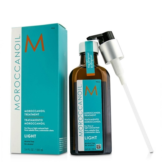 Moroccanoil Hair Treatment Oil Light 100ml