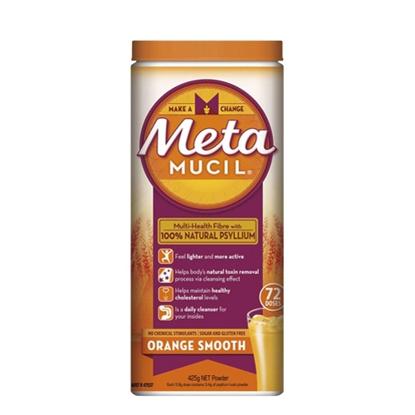 Metamucil Multi-Health Fibre with 100% Natural Psyllium 72 Doses 425g