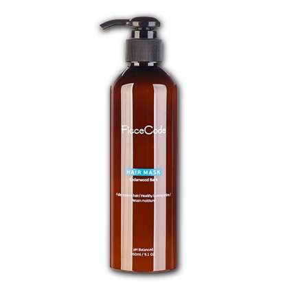 FicceCode Cedarwood Bark Hair Mask 260ml