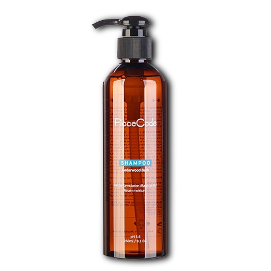 FicceCode Cedarwood Bark Shampoo 260ml