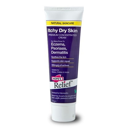 Hope's Relief Itchy Dry Skin Premium Concetrated Cream 60g