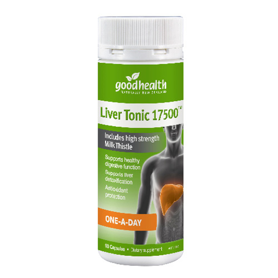 Goodhealth Liver Tonic 17500 90 caps