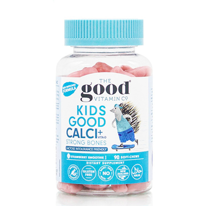 The Good Vitamin Co Kids Good Calcium + VD 90 soft-chews