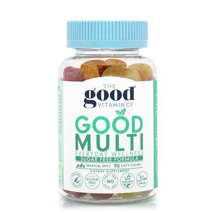 The Good Vitamin Co Good Multi Sugar Free 90 soft-chews