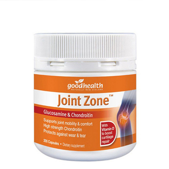 Goodhealth Joint zone with vit D 200 caps