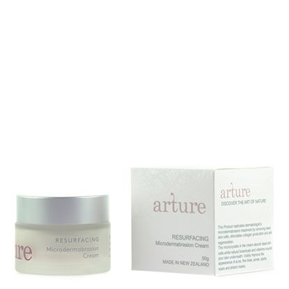 Arture Resurfacing Microdermabrasion Cream 50g